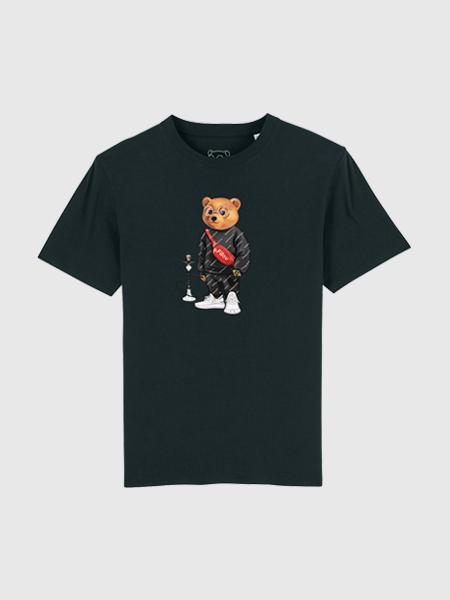 Baron Filou Organic T-Shirt XI - Zwart