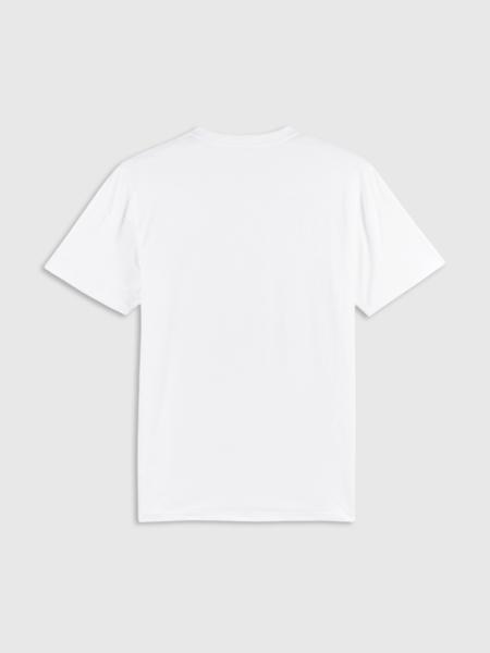Baron Filou Baron Filou Organic T-Shirt XVIII - Wit