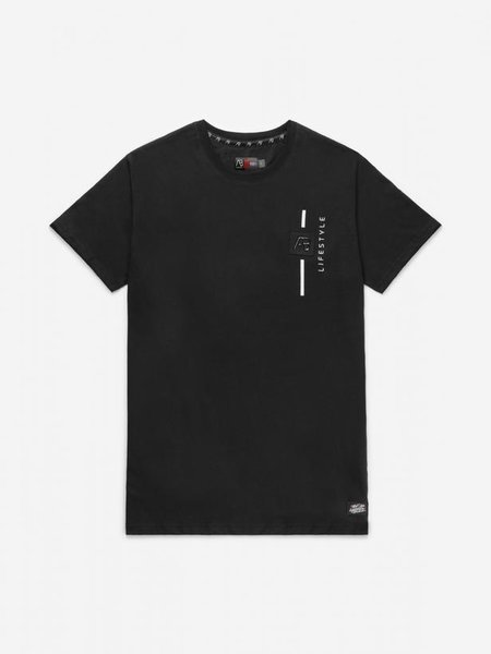 AB Lifestyle Luca T-Shirt - Zwart