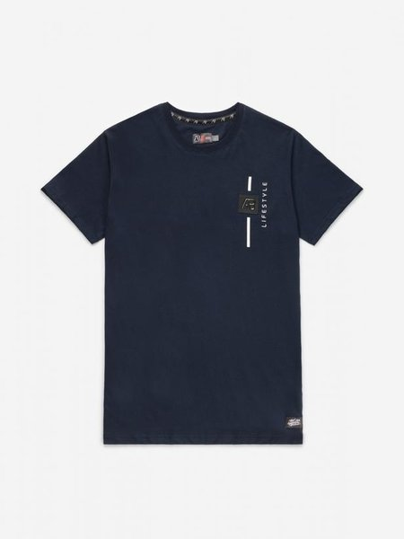 AB Lifestyle Luca T-Shirt - Donkerblauw