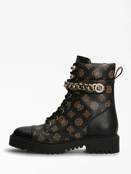 Guess Odyssa Boots - Brown