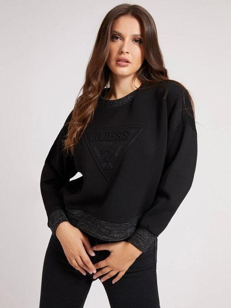 Guess Corina Sweatshirt - Jet Black