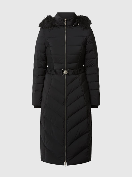 Guess Caterina Down Jacket - Jet Black