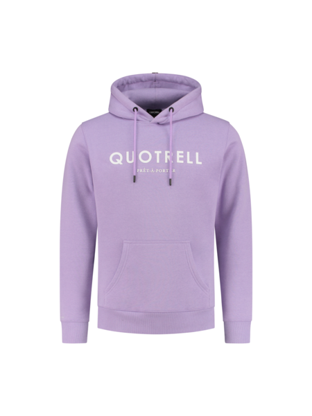 Quotrell Basic Hoodie - Paars