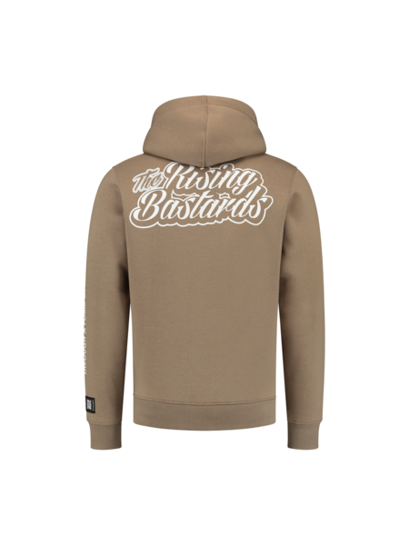 Quotrell The Rising Bastards Hoodie - Bruin