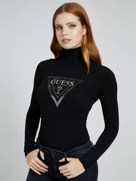 Guess Adelle Sweater - Jet Black