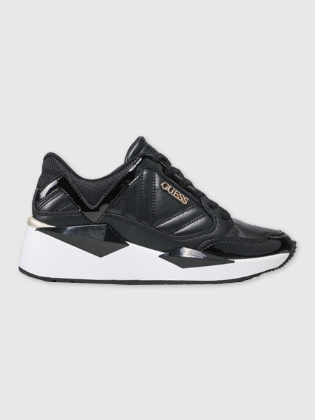Guess Traves Active Lady Sneaker  - Black