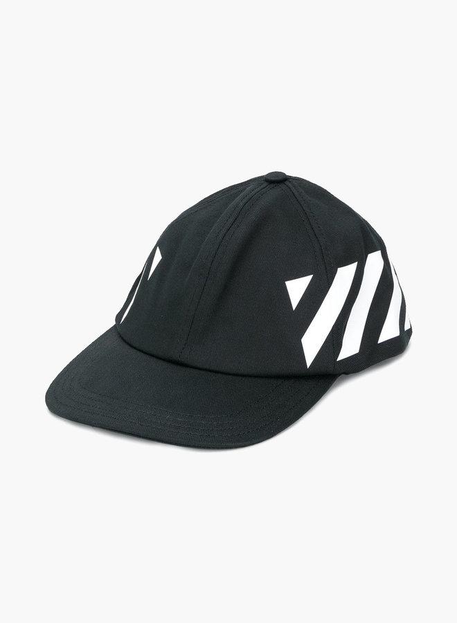 Off-White Sides Stripes Cap