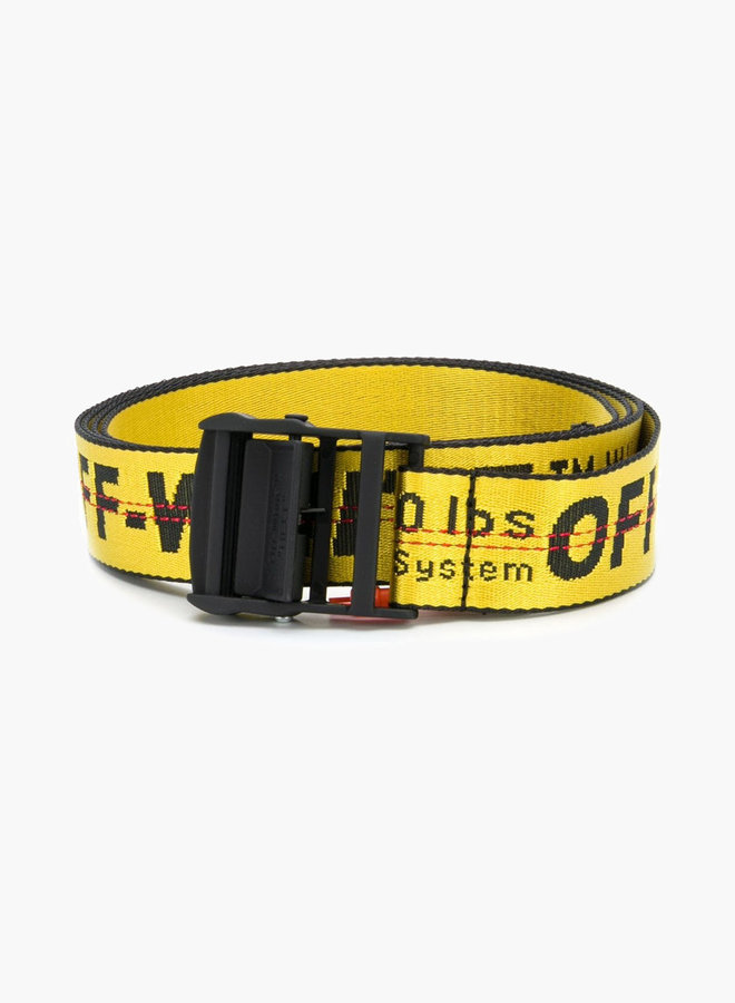 Off-White Industrial Belt