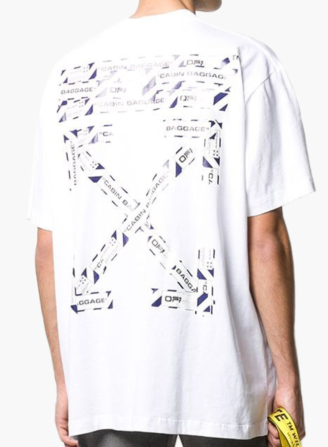 Off-White Airport Tape Arrow T-Shirt