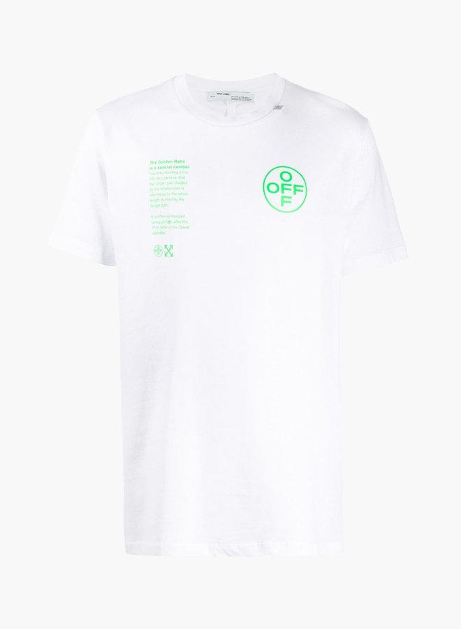 Off-White Cloudy Arrow T-shirt