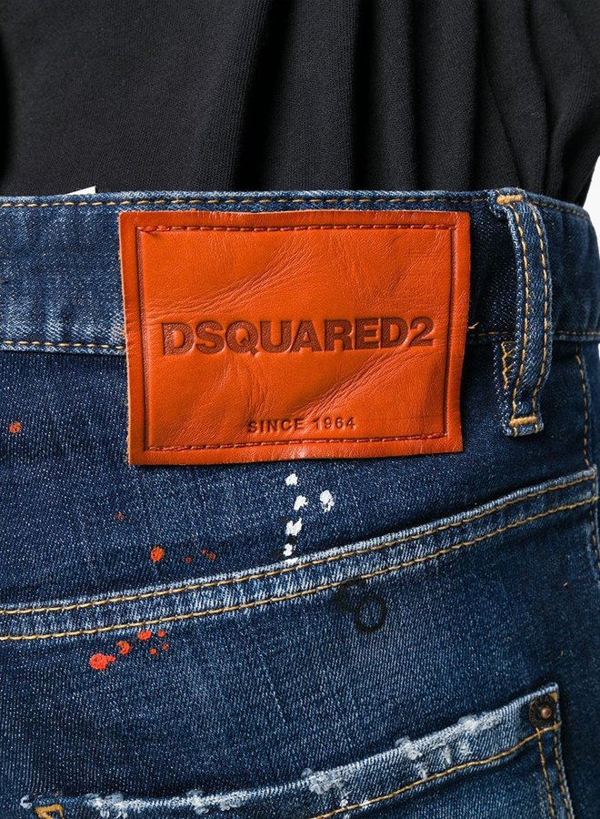 Dsquared2 Red Dots Skater Jeans