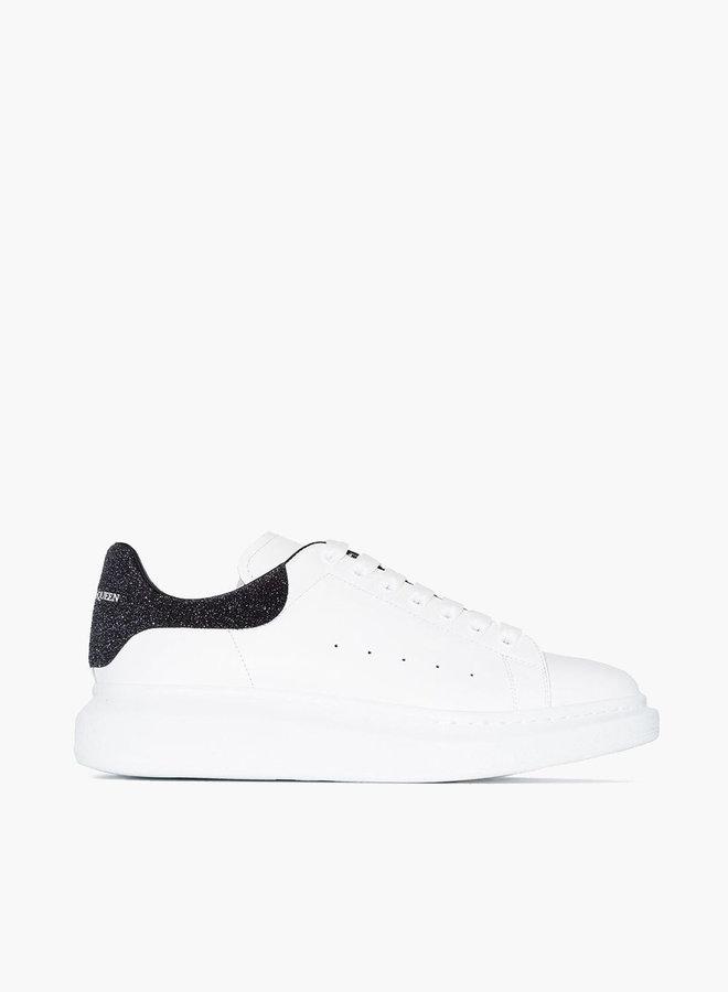 Alexander McQueen Spray Glitter Oversized Sneaker