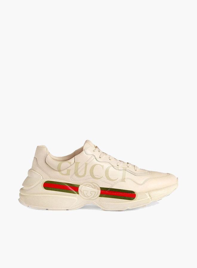 Gucci Rhyton Gucci logo sneaker
