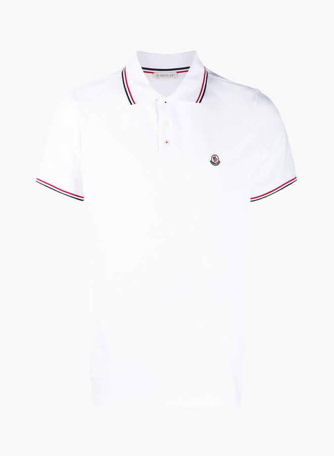 Moncler Shortsleeve Classic Polo