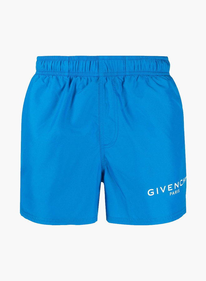 Givenchy small logo swimming shorts