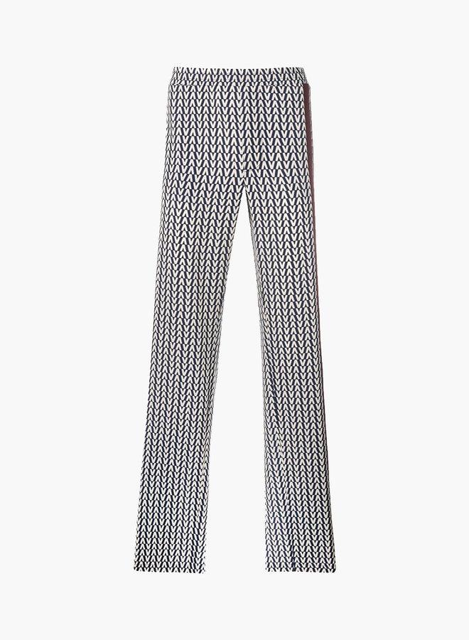 Valentino V Print Pants