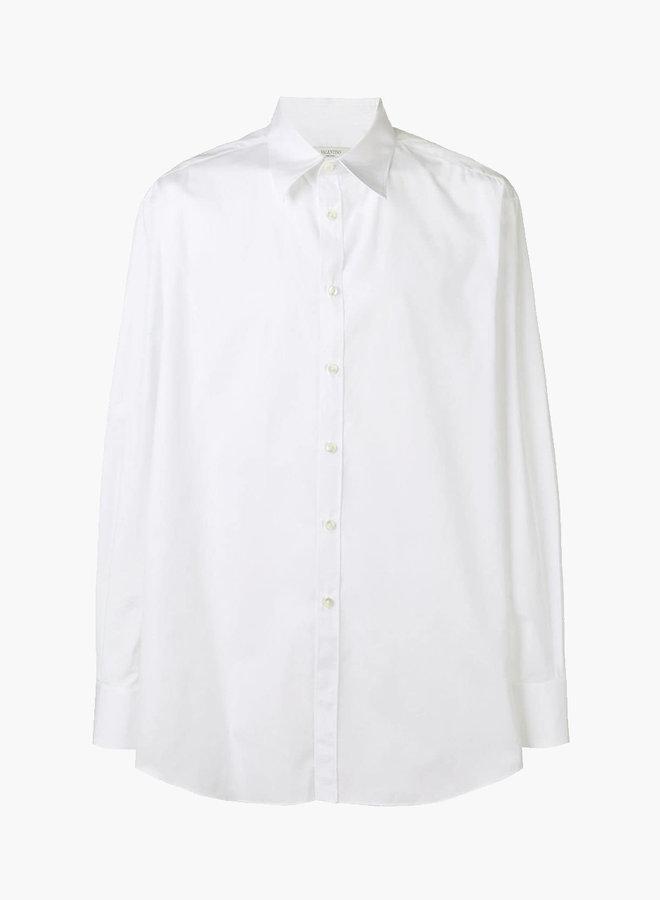 Valentino Back Print Shirt