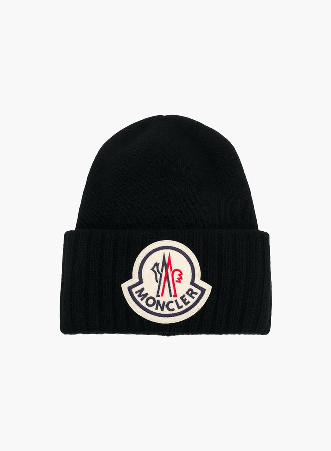 Moncler Big Classic Logo Hat