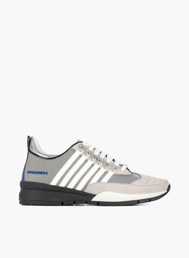 Dsquared2 White Stripe Sneaker