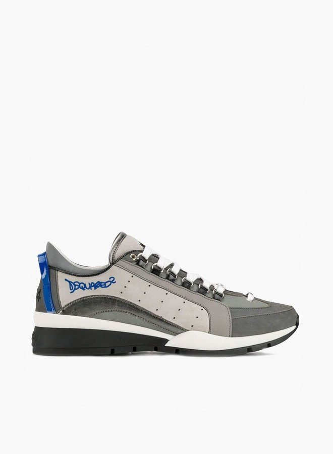 Dsquared2 Metallic Wave Sneaker