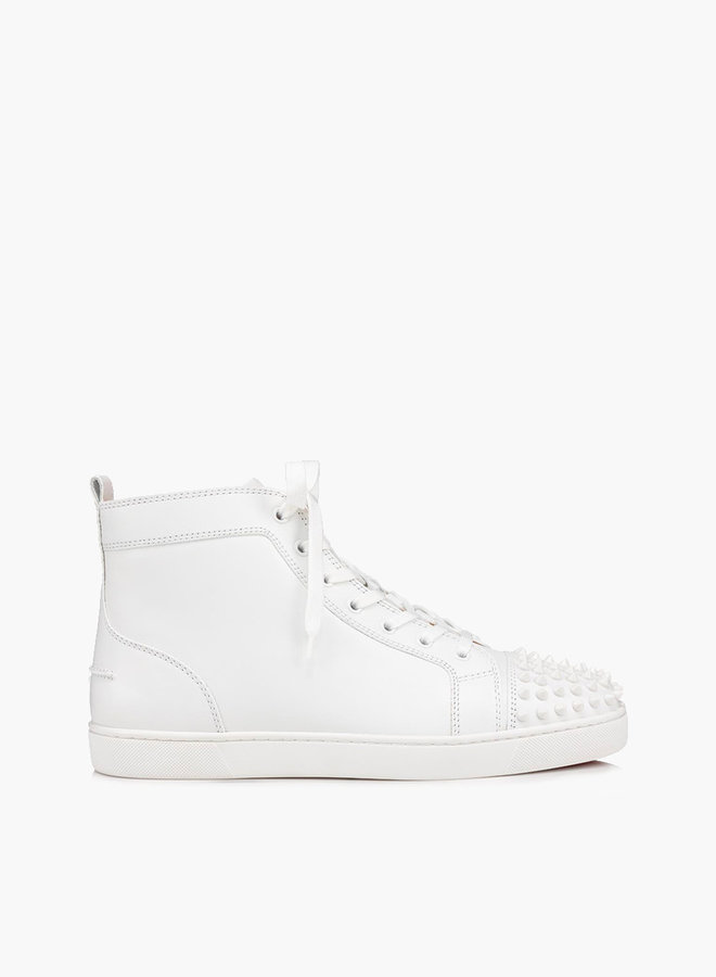 Christian Louboutin Lou Spikes Sneakers