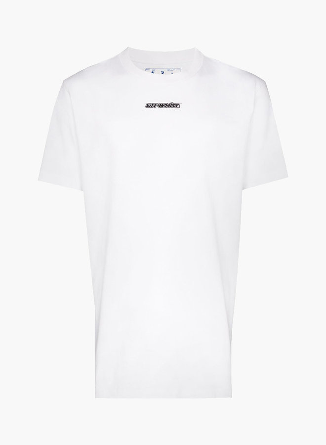 Off-White Marker Arrow Back Print T-Shirt
