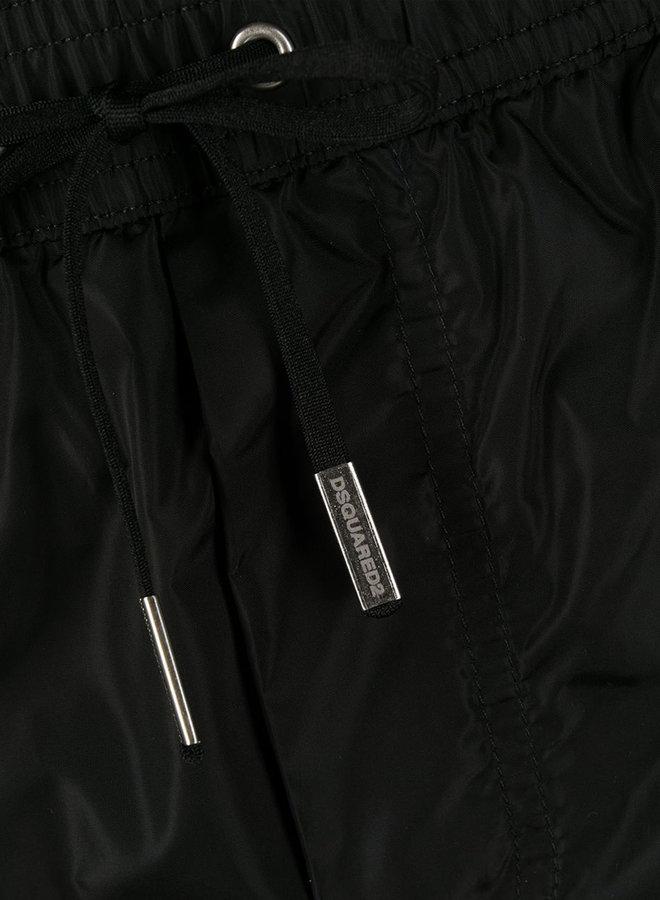 Dsquared2 Full White Logo Short Swimwear