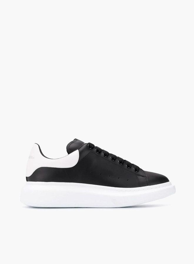 Alexander McQueen White Heel Oversized Sneaker