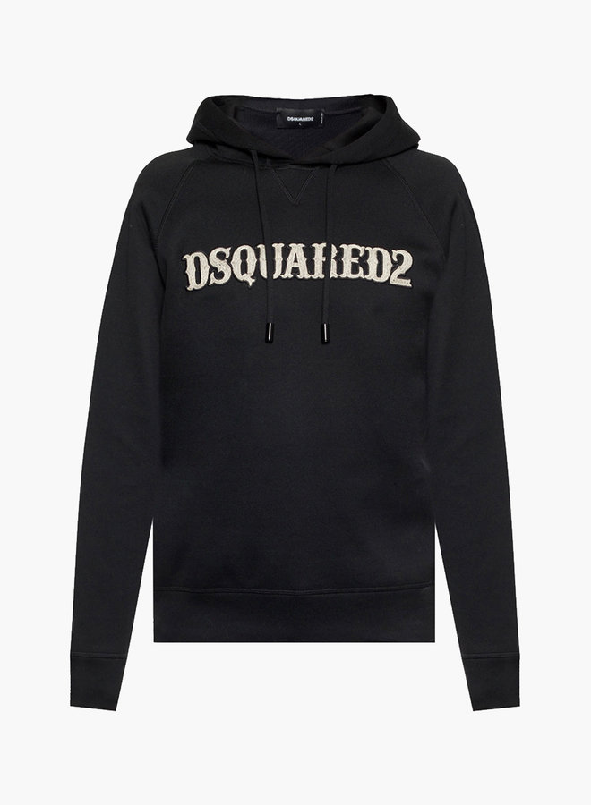 Dsquared2 Western Embroidery Hoodie