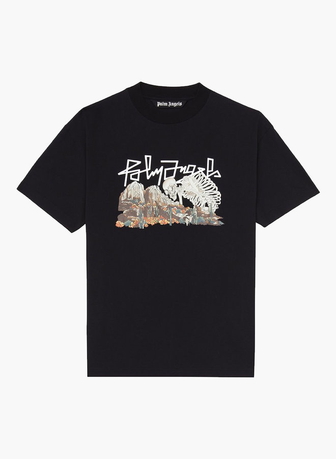 Palm Angels Desert Skull T-Shirt