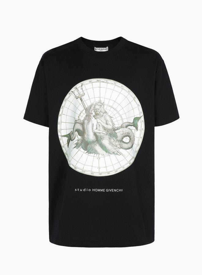 Givenchy Poseidon T-Shirt