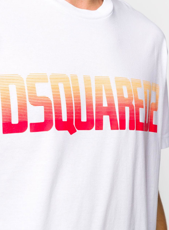 Dsquared2 Retro Gaming Logo
