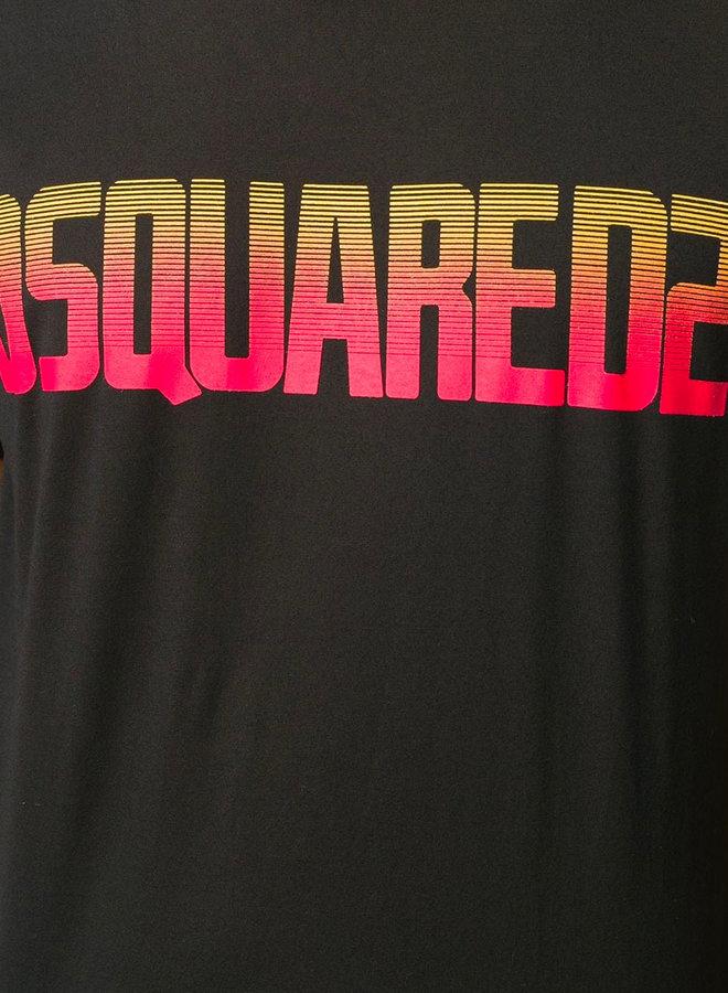 Dsquared2 Retro Gaming Logo