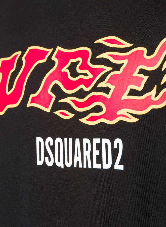 Dsquared2 Super Flame Logo
