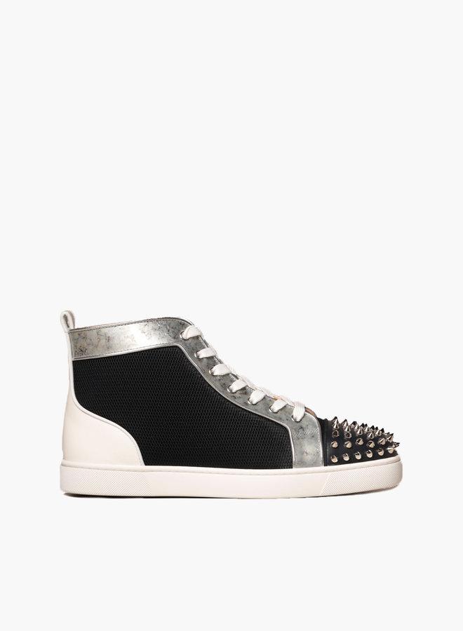 Christian Louboutin Lou Spikes Sneaker