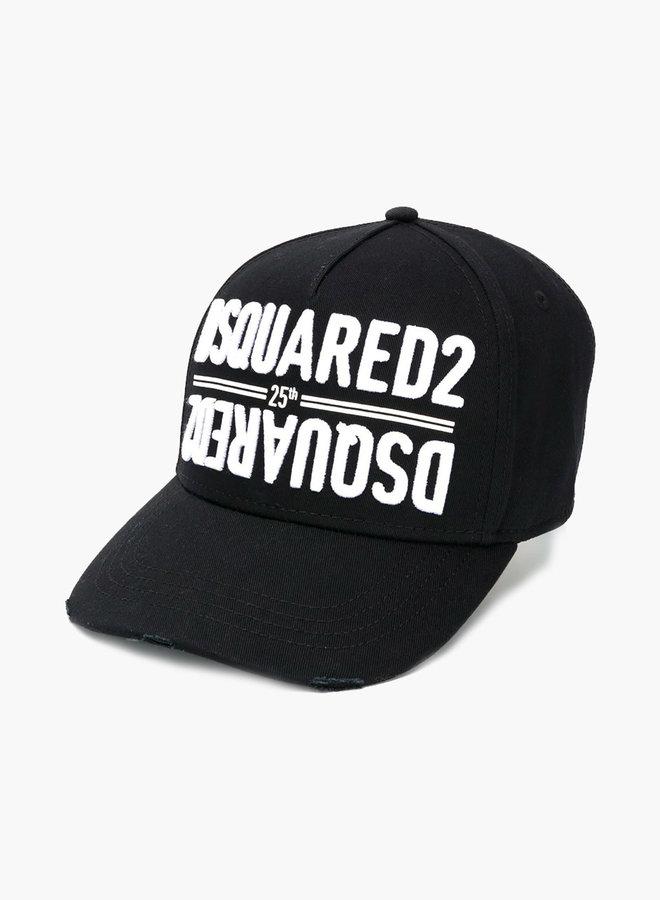 Dsquared2 Double Logo Cap