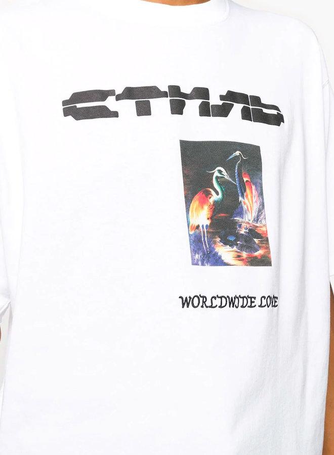 Heron Preston Worldwide Cove T-Shirt