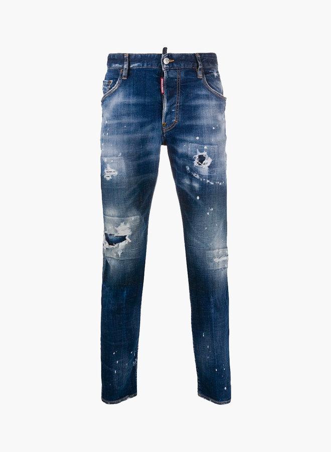 Dsquared2 Craftmanship Skater Jeans