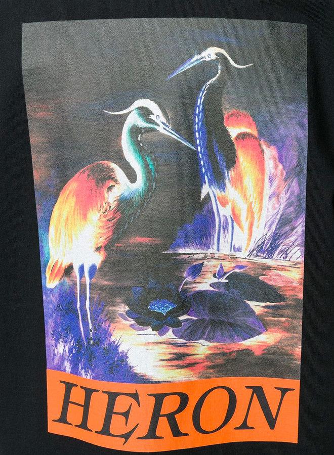 Heron Preston Night Colours Print T-Shirt