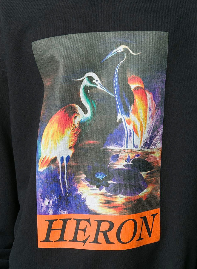 Heron Preston Night Colours Print Hoodie