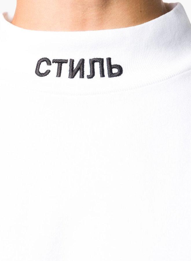 Heron Preston Collar Logo T-Shirt