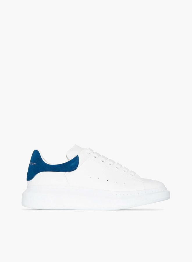 Alexander McQueen Larry Blue Heel Sneaker