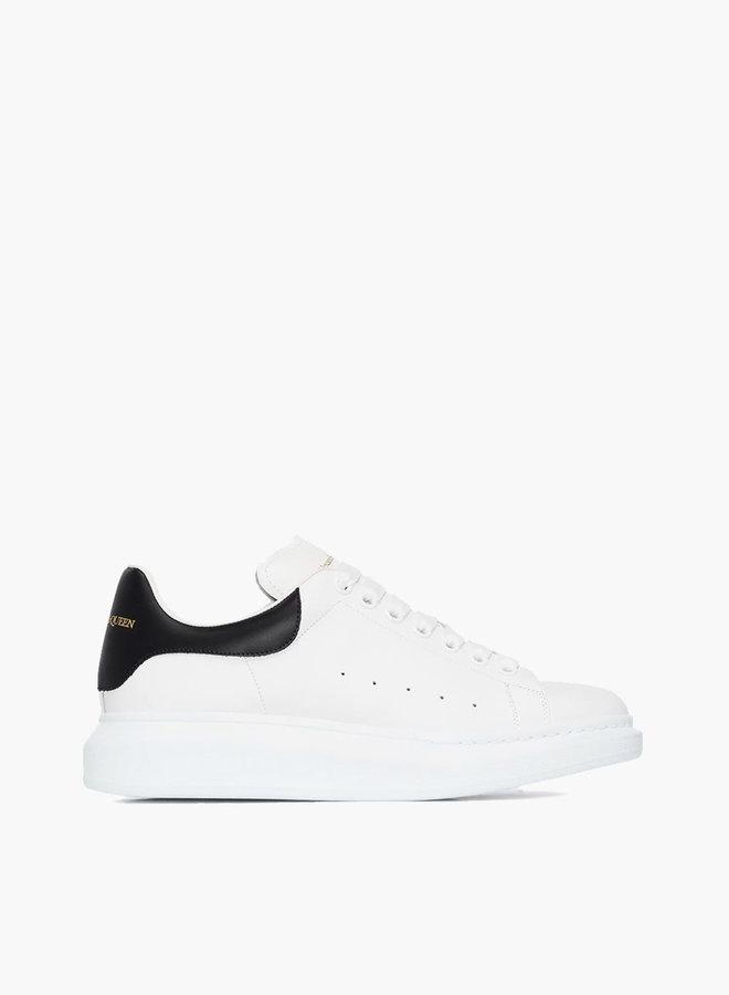 Alexander McQueen Larry Black Heel Sneaker