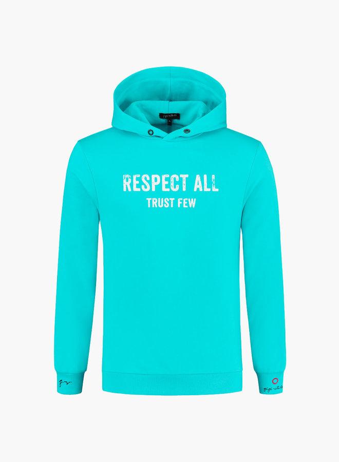 Gigi Vitale Respect All Trust Few Hoodie