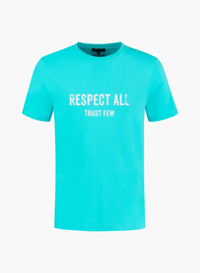 Gigi Vitale Respect All Trust Few T-shirt