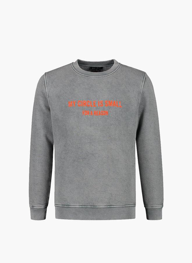 Gigi Vitale My Circle is Small Vintage Sweatshirt