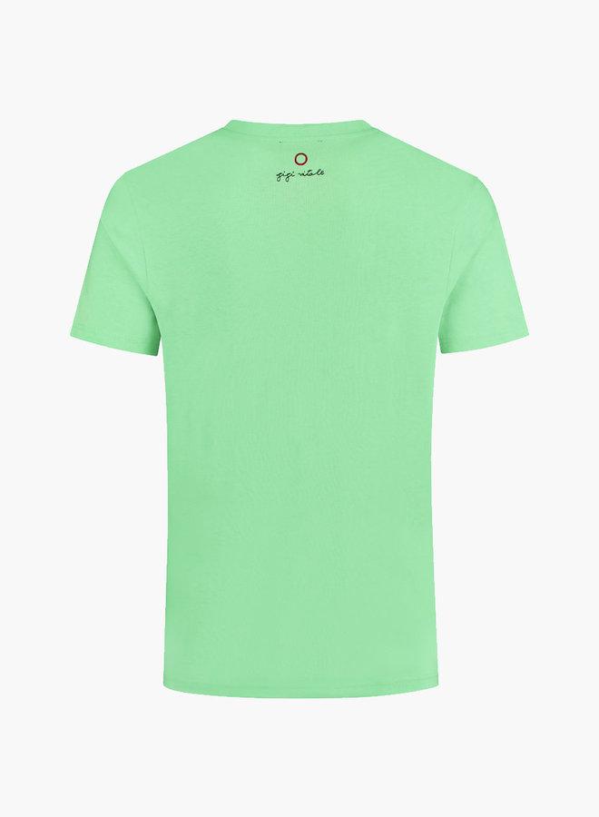 Gigi Vitale Circle Got Smaller T-shirt