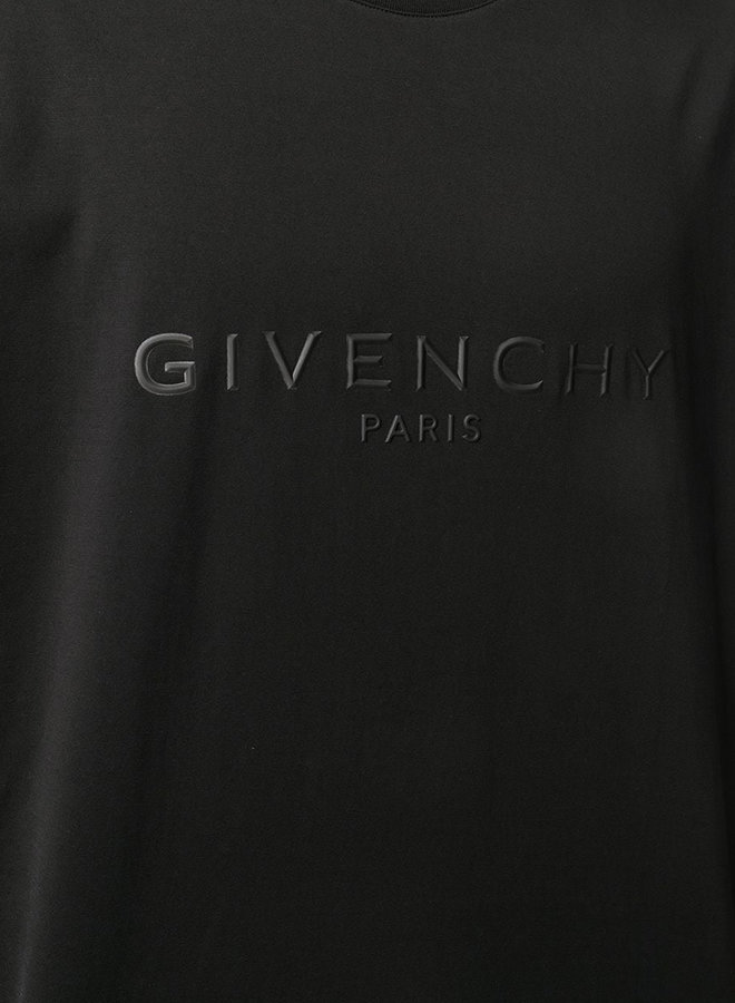 Givenchy Debossed Logo T-Shirt