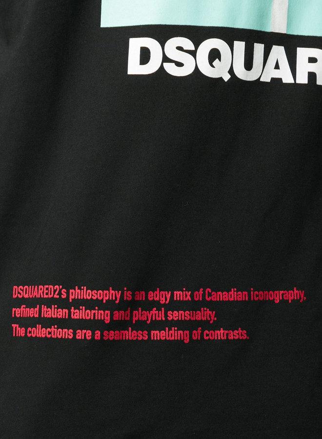 Dsquared2 Lollipop Mountain T-Shirt